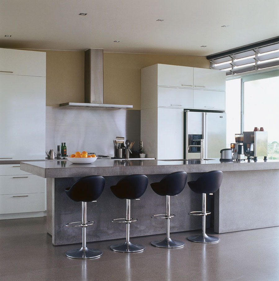 Kitchen Countertops Nz: Concrete Benchtops, Countertops And Vanities