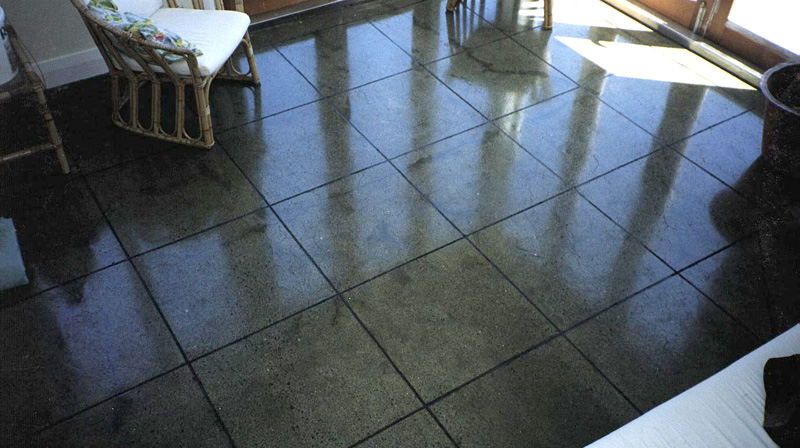 Honed Ground Or Polished Concrete And Overlays Designer